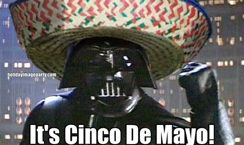 It's Cinco De Mayo!