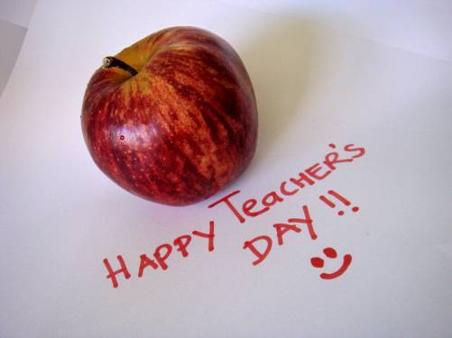 Happy Teacher's Day