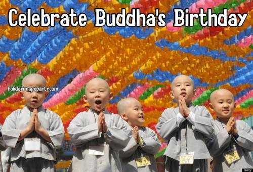 Celebrate Buddha's Birthday