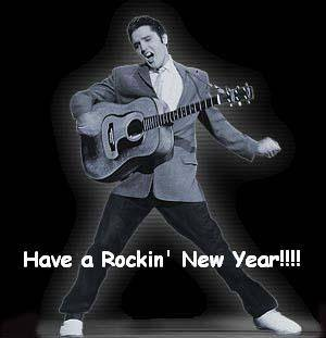 Have a Rockin' New Year!