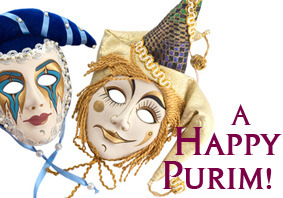A Happy  Purim
