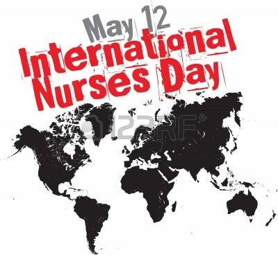 May 12 International Nurses Day