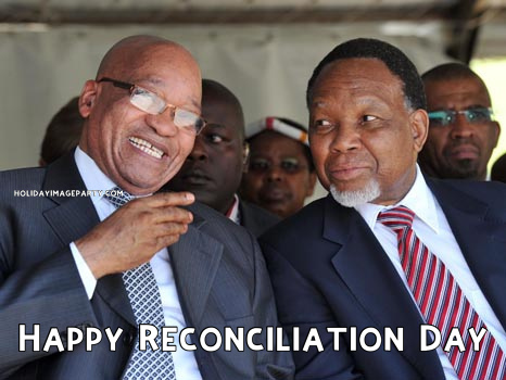 Happy Reconciliation Day