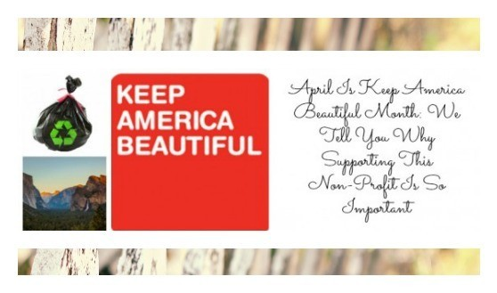 Keep America Beautiful Month