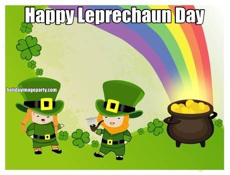 Happy Leprechaun Day