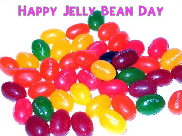 Happy Jelly Bean Day