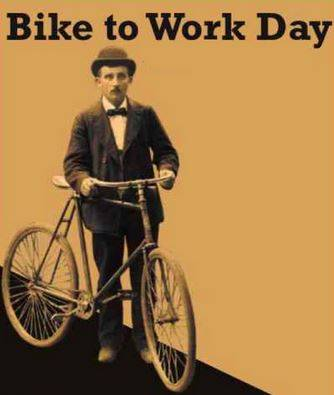 Bike To Work Day