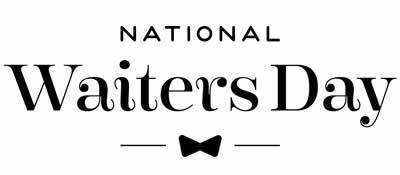 National Waiters Day