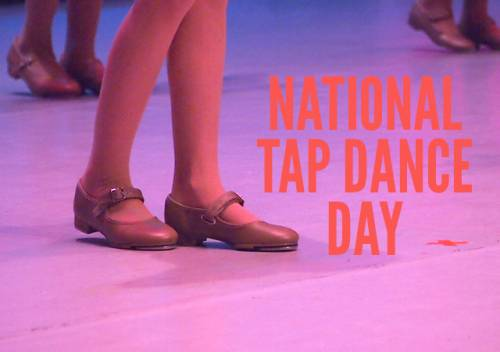 National Tap Dance Day
