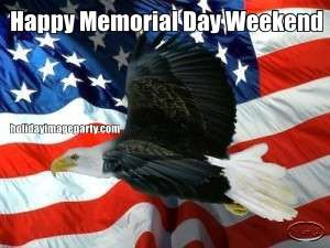 Happy Memorial Day Weekend