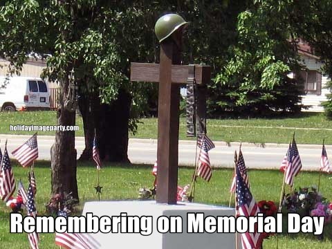 Remembering on Memorial Day