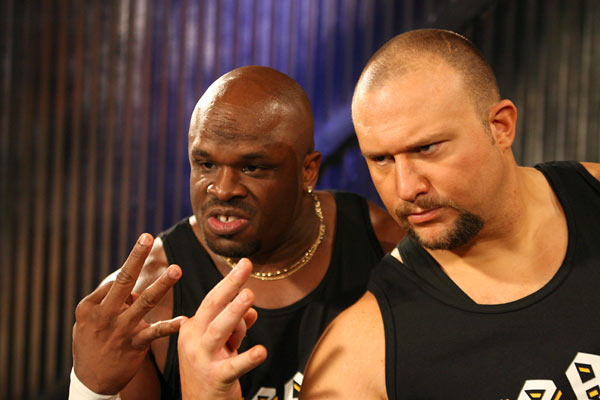 the dudley boys