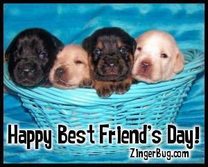 Happy Best Friend's Day