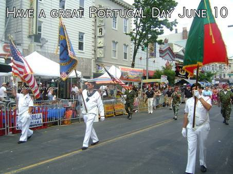 Have a great Portugal Day June 10