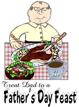 Treat Dad to a Father's Day Feast