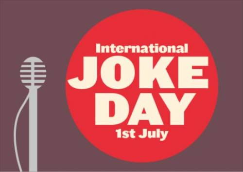 International Joke Day  1st July