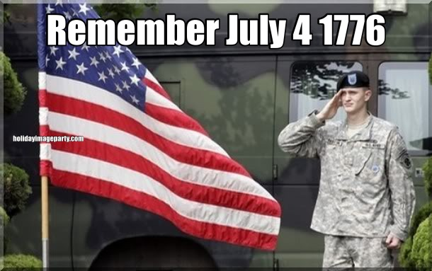 Remember July 4 1776