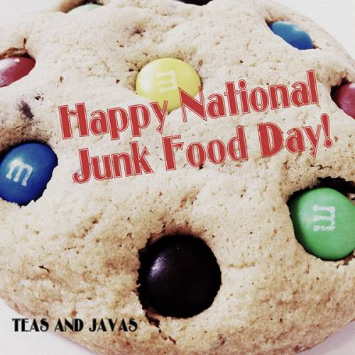 Happy National Junk Food Day