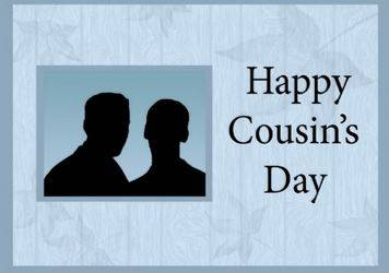 Happy Cousin's Day