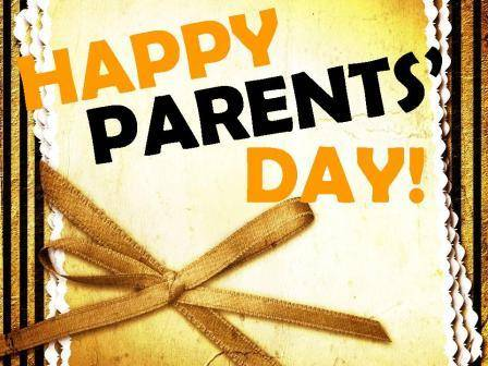 Happy Parents' Day
