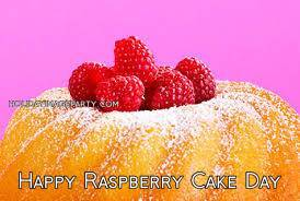 Happy Raspberry Cake Day