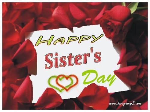 Happy Sister's Day