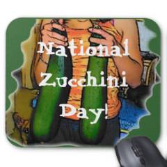 National Zucchini Day!