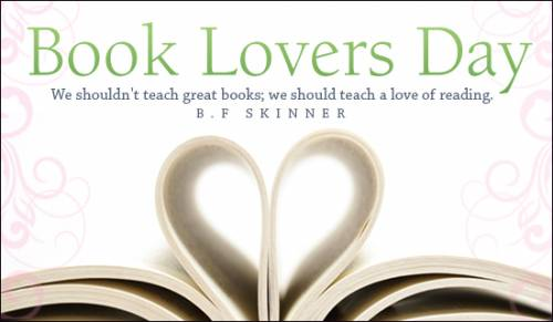 Book Lover's Day