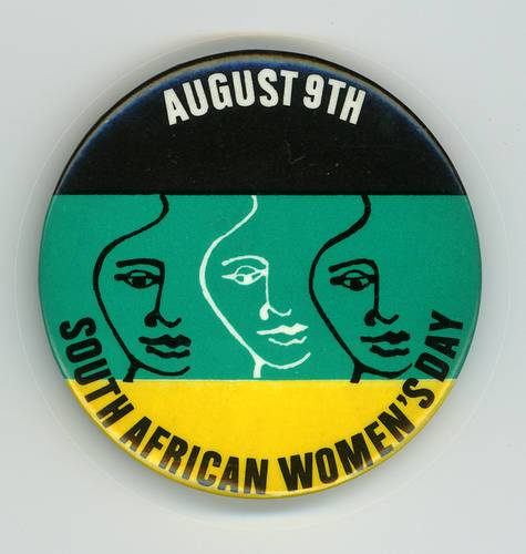 August 9th South African Women's Day