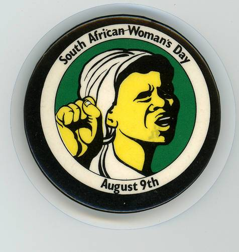 South African Woman's Day August 9th