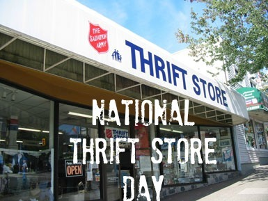 National Thrift Store Day
