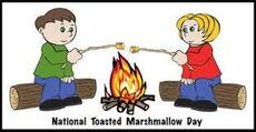 National Toasted Mashmallow Day