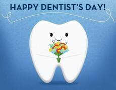 Happy Dentist's Day