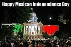 Happy Mexican Independence Day