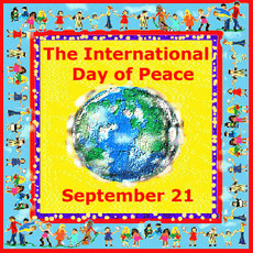 The International Day Of Peace September 21
