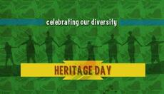 Celebrating our diversity Heritage Day