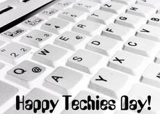 Happy Techies Day