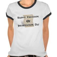 Happy Freedom of Information Day