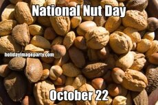 National Nut Day October 22