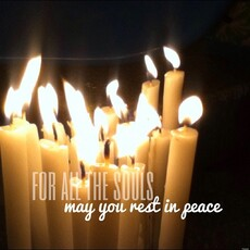 For all the souls may you rest in peace
