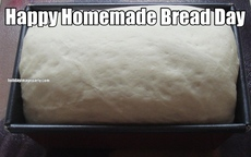 Happy Homemade Bread Day