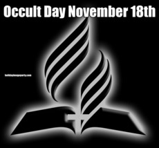 Occult Day November 18th