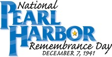 National Pearl Harbor Remembrance Day December 7 1941