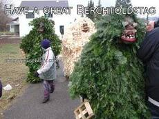 Have a great Berchtoldstag