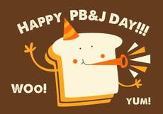 Happy PB&J Day!!!