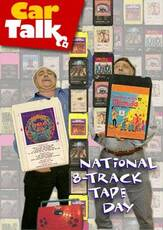 National 8-track tape day