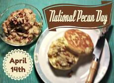 National Pecan Day April 14th