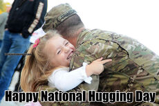 Happy National Hugging Day