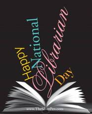 Happy National Librarian Day