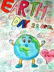 Earth Day 22 April